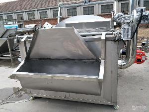 Zy-油炸锅厂家现货供应价格公道众友机械