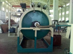 HG系列转鼓滚筒刮板干燥机 红薯泥 紫薯烘干机