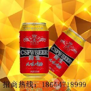 青岛青轩啤酒诚招各地区总代理商 批发商