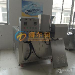 得尔润牌 V自动炸豆泡的机器多少钱 可移动 除渣型