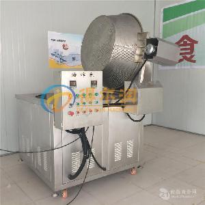 山东 江米条油炸机设备多少钱 自动化操作 DF-12