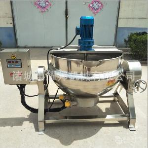 不锈钢煮凉粉机器