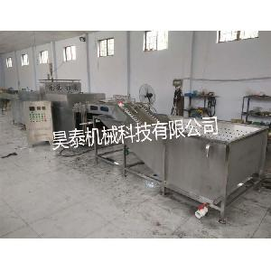 昊泰鸡蛋清洗机 HT-SP-XDJ 全自动节能洗蛋机 鸭蛋清洗机