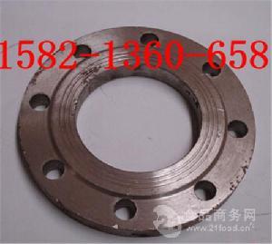 国标碳钢锻打焊接法兰片/PN10平焊法兰盘DN200/250/300