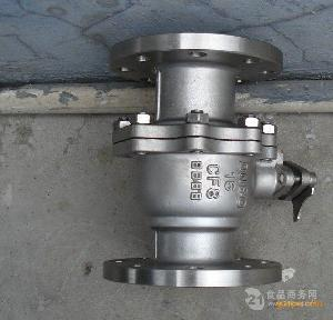 (现货)304不锈钢球阀Q41F-16P