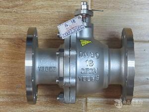 316L不锈钢球阀Q41F-16RL