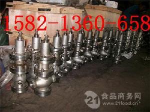Y13H/W-16P/25P不锈钢304先导活塞式丝口蒸汽减压阀DN40
