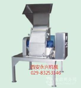 水果破碎机 是果汁饮料及果加工厂预处理必不可少的设备