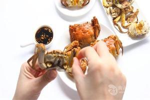 上海吃大闸蟹哪家好/宝广湖大闸蟹优惠券