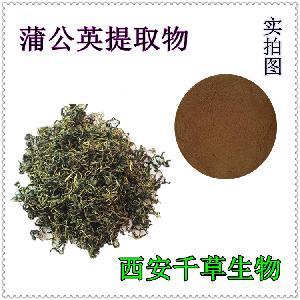 蒲公英浓缩 厂家生产纯天然动植物提取物 按需定做流浸膏