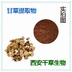 甘草提取物 厂家生产动植物提取物 定做纯天然浓缩流浸膏