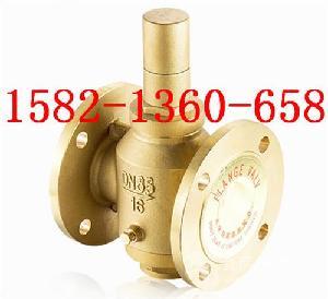 Y43X-16T带压力表黄铜法兰可调活塞式水用减压阀DN80/DN100