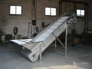 新乡新航液压设备公司提升机螺旋输送机震动穗选机厂家