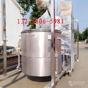 制药厂中药渣药酒脱水、收汁自动出料压滤机