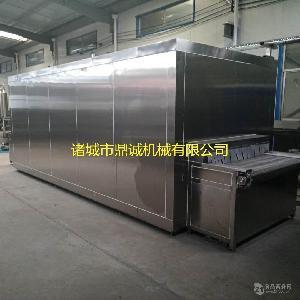 专业生产甜点隧道式速冻机     水饺面食速冻机