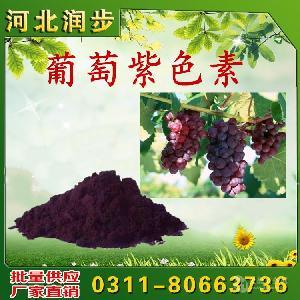 食用葡萄紫色素用法用量