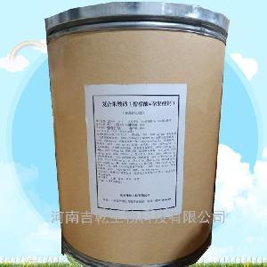 复合果酸钙柠檬酸 苹果酸钙生产厂家  复合果酸钙价格