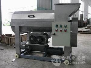 吉林山葡萄除梗破碎机厂家—新乡新航白兰地蒸馏设备质量好