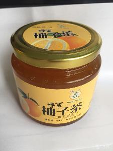 蜂蜜柚子茶500g,下午茶冲调饮品