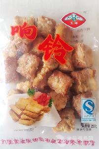 豆腐皮厂家直销 豆制品 杭州特产 肉响铃 250g/包