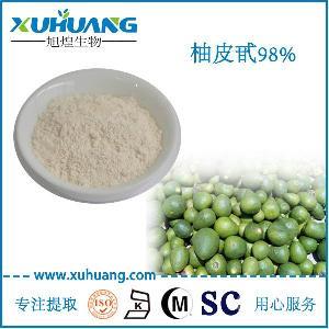 西安旭煌生物 厂家直销 高品质柚皮甙 98%HPLC
