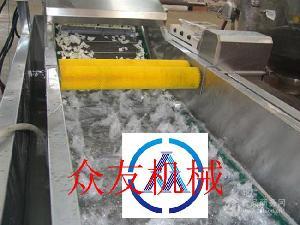 毛辊去皮清洗机 小型食品加工设备 红薯清洗机 土豆去皮机