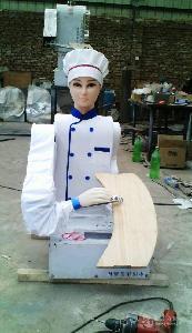 刀削面机器人单双臂台式立式不锈钢耐用厂家直销价底