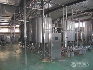 椰汁全自动加工机械