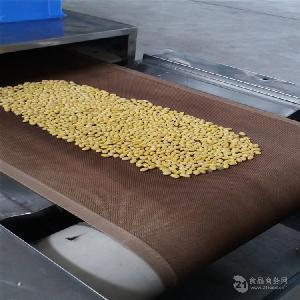微波黄豆灭酶设备豆类灭活去除豆腥味