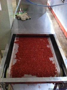五香花生米微波烘烤设备