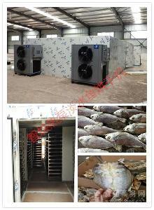 专业敏感温度控制的淡水鱼烘干系统