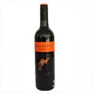 澳大利亚/黄尾袋鼠袋鼠/梅洛半干红葡萄酒/批发价格螺旋盖