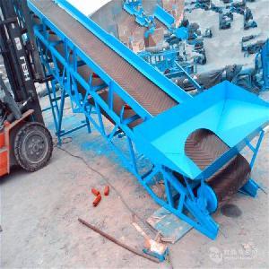 新型皮带运输机 加厚防滑式 自产自销皮带输送机