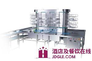 旋转式餐具回收机  TA系列