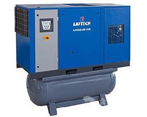 食品专用螺杆空压机富达空压机LU系列高端大气
