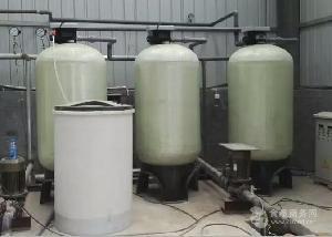 南阳4吨全自动软化水设备价格 南阳全自动锅炉软化水设备厂家