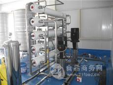 水处理设备 饮料水处理设备 反渗透纯净水生产线设备 制水设备
