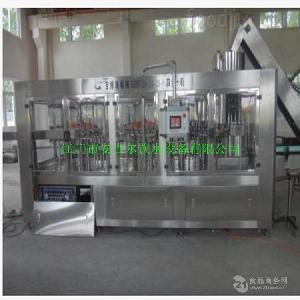 全自动纯净水灌装机 三合一矿泉水灌装生产设备 灌装机3合1