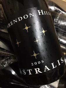 原瓶原装进口红酒 澳洲星光园葡萄酒CLARENDON HILL ASTRALS