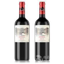 【法国】波尔多红酒多少钱一瓶|| 正品行货【直售】|| 聚实惠