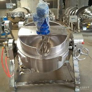 酱料自动搅拌熬制锅