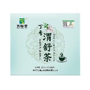 一件代发万松堂丁香茶 草本植物茶 胃舒茶 养生保健茶 OEM代加工