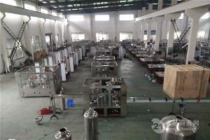 三合一全自动瓶装碳酸饮料生产线