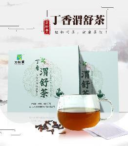一件代发万松堂丁香茶 草本植物茶 胃舒茶 养生保健茶 厂家直销