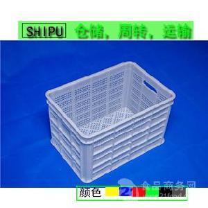 四川广安塑料筐/广安收纳周转筐生产厂家