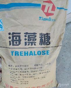 海藻糖保湿性、抗冻结性和耐干燥性等性能