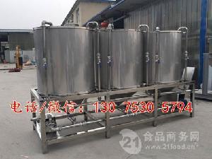 大型煮浆桶
