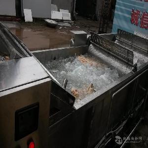 鸡鸭冻肉盘解冻机厂家 食品冻肉解冻机