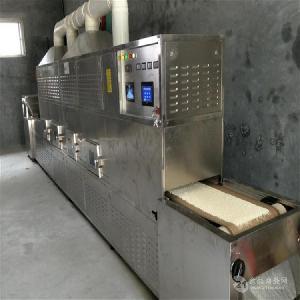 西安圣达燕麦片干燥烘焙设备