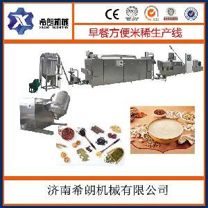 膨化食品生产线养胃猴姑米稀加工设备